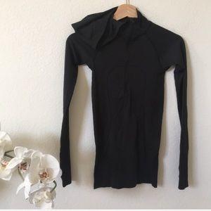 Lululemon | Hooded swiftly tech long sleeve top